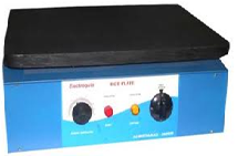 Manufacturer of hot plate stirrer, magnetic stirrer with hot plate & other laboratory equipment.